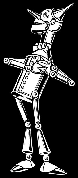 Tin Woodman - Image: Tin Woodman