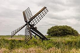 Tjasker Zandpoel, windmolen bij Wijckel. Friesland. 10-06-2020 (actm.) 02.jpg