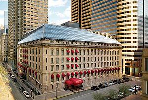 Langham Hotel Boston - The Langham, Boston