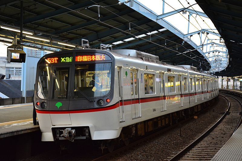 File:Toei 5304 Heiwajima Station 2016-10-07(30023513613).jpg