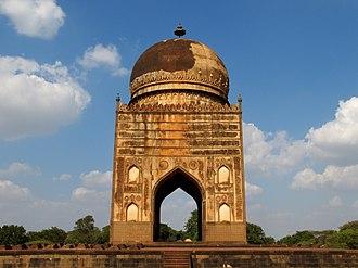 Deccan sultanates - Tomb of Sultan Ali Barid Shah