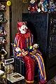 Tonopah, Nevada clown at Clown Motel.jpg