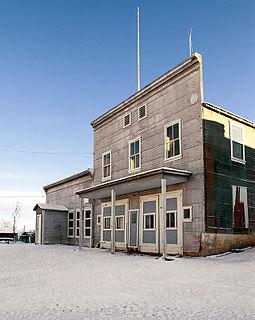 Tonopah Volunteer Firehouse and Gymnasium United States historic place