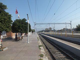Torbalı railway station railway station in İzmir