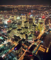 Toronto downtown at night from the CN Tower.jpg