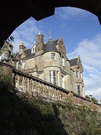 Torosay Castle - Torosay Castle