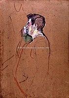 Toulouse-Lautrec - CAUDIEUX, ACTEUR DE CAFE-CONCERT, 1893, MTL.149.jpg