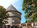 Tour du château de Montrozier.JPG