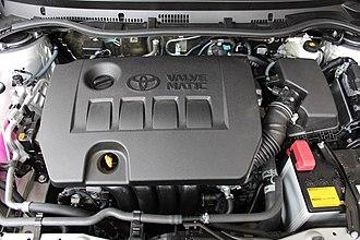 Toyota ZR engine - Image: Toyota 2ZR FAE Engine