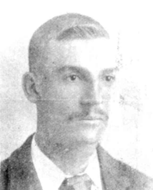 Charlie Forbes - Forbes in 1899