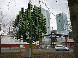 Traffic Light Tree 2014.JPG