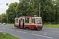 Tram LM-99K in SPB (img2).jpg