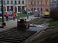 Tramvajová smyčka Florenc, rekonstrukce (10).jpg