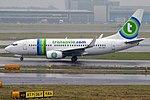 Transavia, PH-XRY, Boeing 737-7K2 (28444015356).jpg