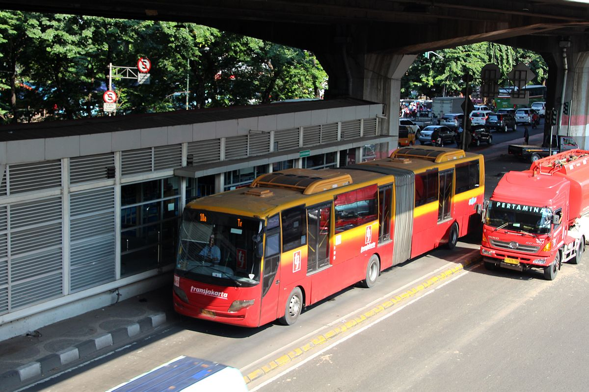 Koridor 10 Transjakarta - Wikipedia bahasa Indonesia ...