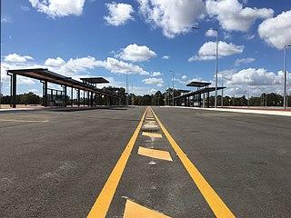 Henley Brook bus station