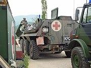 Transportpanzer SanitaeterMSA