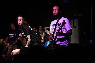 Trash Talk (band) - Image: Trash Talk Band