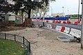 Travaux à Antony place du Général de Gaulle le 4 mai 2013 - 1.jpg