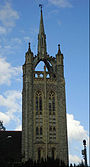 Trinity Church spire Sutton London Surrey.JPG