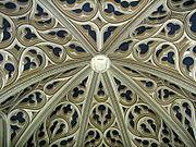 Peintures en trompe l'œil dans la cathédrale de Chambéry