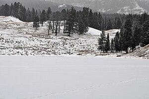 Trout Lake (Wyoming) - Image: Troutlake YNP2009
