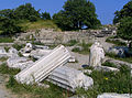 Troy, pillars and amphitheatre wza.jpg