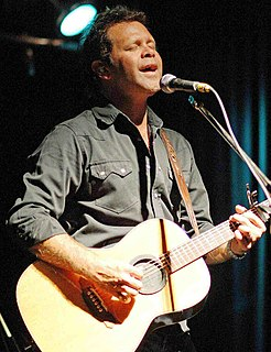 Troy Cassar-Daley Australian musician