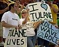 Tulane Fans (3638663907).jpg
