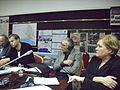 Tulcea Forum Arch Blac See Region meeting 2010.JPG