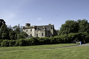 Tulloch Castle - Tulloch Castle