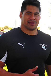 Alex Tulou New Zealand rugby player