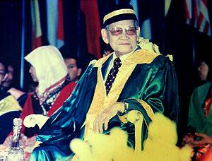 Ahmad Zaidi Adruce - Image: Tun Ahmad Zaidi Adruce