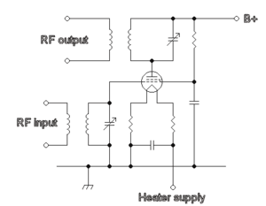 Enjoyable Valve Rf Amplifier Wikipedia Wiring Digital Resources Remcakbiperorg