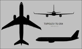 Image illustrative de l'article Tupolev Tu-204
