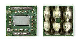 AMD Turion - Turion64-X2 for Socket S1