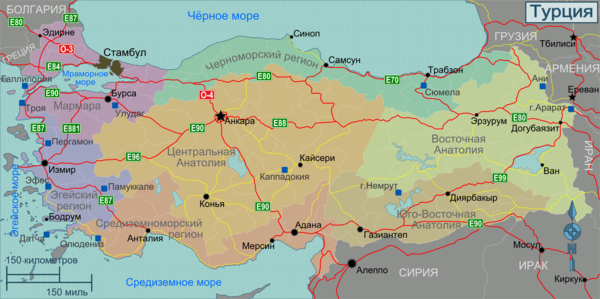Turkey regions map ru.png