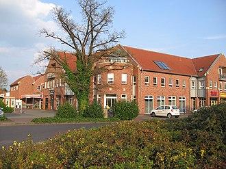 Twist, Germany - Image: Twist Zentrum
