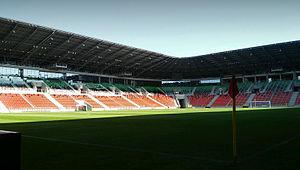 GKS Tychy - Tychy City Stadium