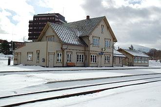 Tynset - Tynset railway station