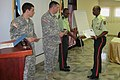 U.S. Army Africa NCOs mentor staff operations in Botswana - March 2010 (4461730269).jpg