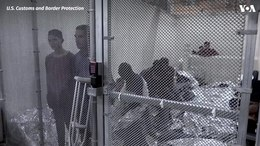 File:U.S. Border Patrol video shows holding facility in McAllen, Texas.webm