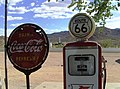 U.S. Route 66 in Arizona - fuel station.jpg
