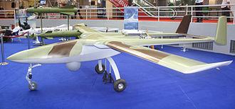 Pegaz 011 - Image: UAV Pegaz