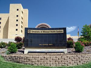 University of Missouri Health Care - Image: UM Healthcare