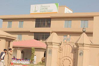 Sargodha - University of Lahore, Sargodha Campus