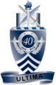USASMA 40th Anniversary Crest Logo, 2013.png