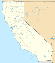 Map showing the location of Emerald Bay State Park