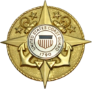 USCG - Commandant Staf Badge.png