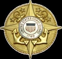 USCG - Commandant's Staff Badge